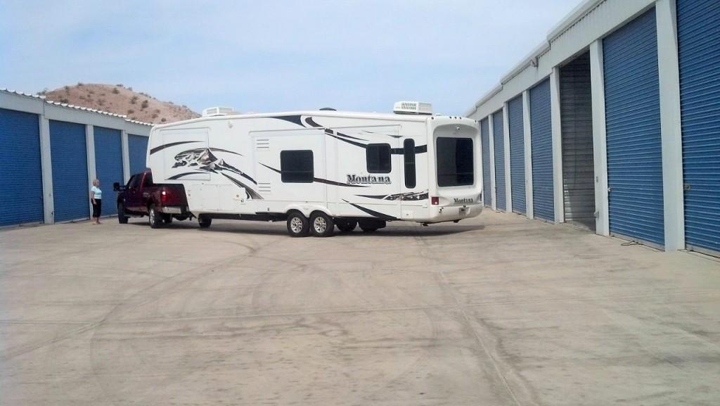 RV storage in Lake Havasu CIty